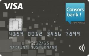 Consorsbank Kreditkarte