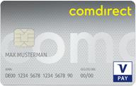 Comdirect EC-Karte