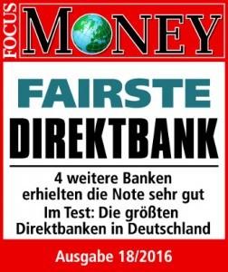 Consorsbank Testsieger: