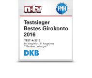 DKB Testsieger