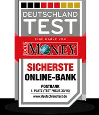 Postbank Testsieger