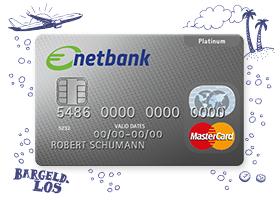 netbank MasterCard Kreditkarte