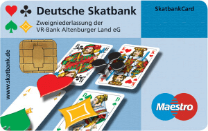 Skatbank Vereinskonto
