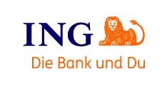 ING Logo mit Claim