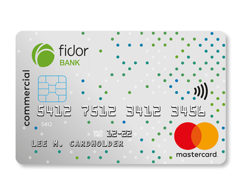 fidor Business mastercard
