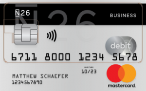 n26-business-mastercard