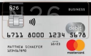 n26-business-mastercard