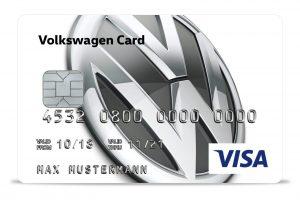 Volkswagenbank VisaCard