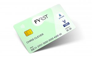 Fyrst-Debitkarte