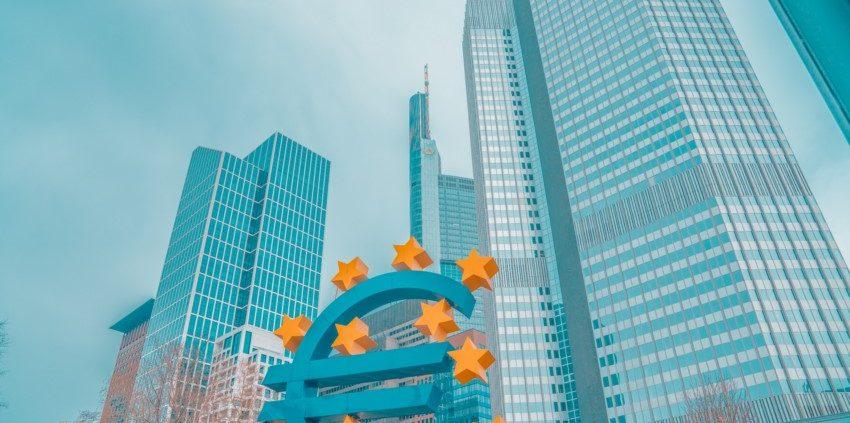 Illustration Europäische Zentralbank EZB