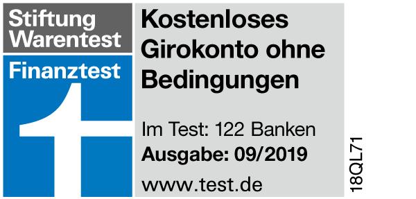 Testsieger Girokonto 2020