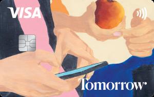 Tomorrow-visakarte