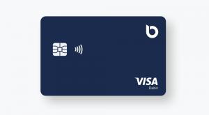 Bitwala Visa Debitkarte